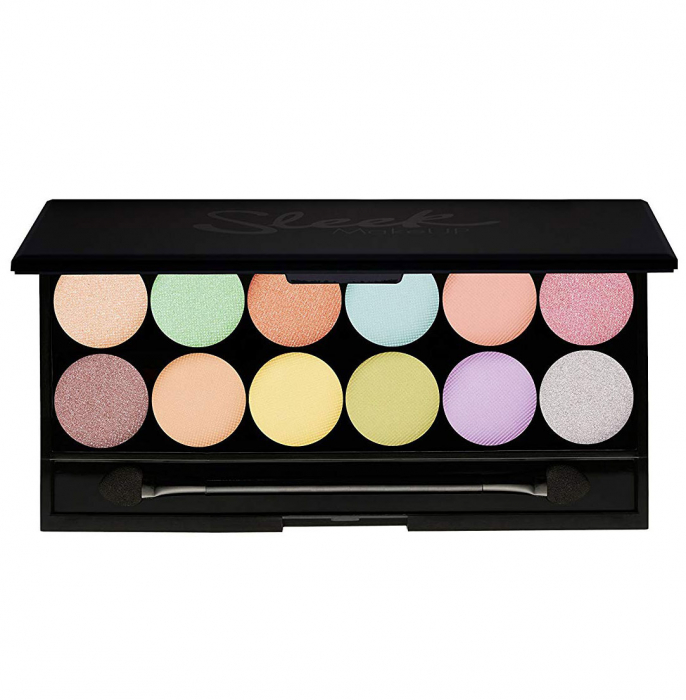 Paleta farduri SLEEK MakeUP i-Divine Eyeshadow Palette Whimsical Wonderland, 12x0.8 gr-big