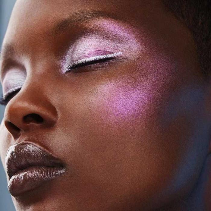 Paleta Iluminatoare L'Oreal Paris Highlighter Glow Kit Holographic Palette-big