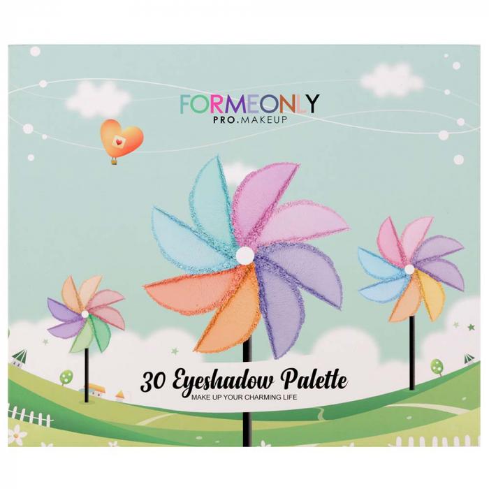 Paleta Profesionala de Farduri PRO.MAKEUP, 30 Eyeshadow Palette, Make Up Your Charming Life-big
