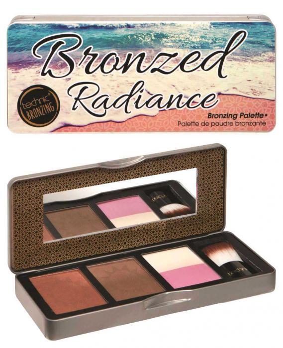 Paleta Bronzanta Iluminatoare Technic Bronzed Radiance-big