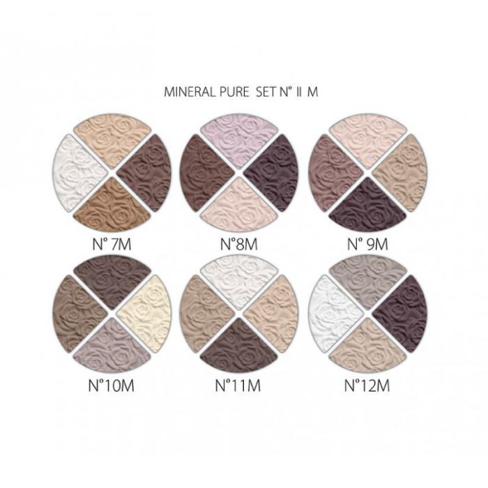 Paleta 4 Farduri Intens Pigmentate Revers Pure Mineral-12 Matte-big