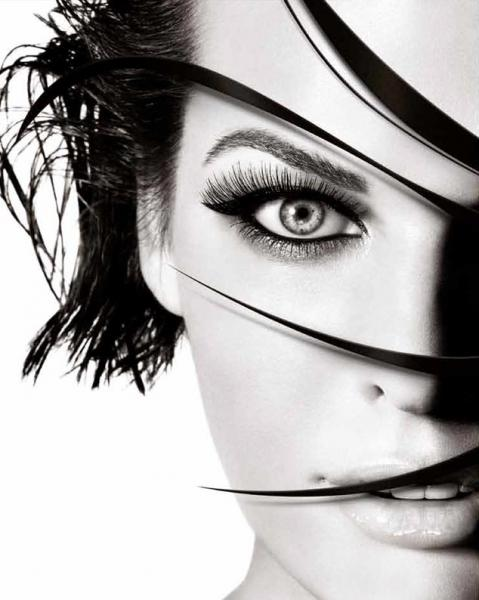 Rimel L'Oreal Paris Volumissime X5 Mascara, Extra Black, 7.5 ml-big