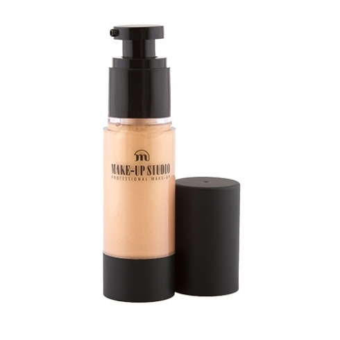 Produs Profesional Pt Luminozitate Make-Up Studio 35 ml - Gold-big