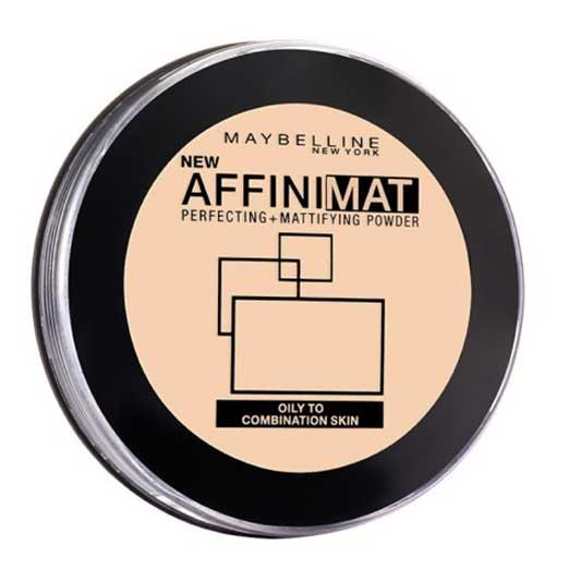 Pudra Compacta Matifianta Maybelline AFFINIMAT - 40 Pure Beige-big