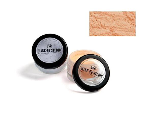 Pudra Neutralizatoare Profesionala Make-Up Studio 8 gr - Apricot-big