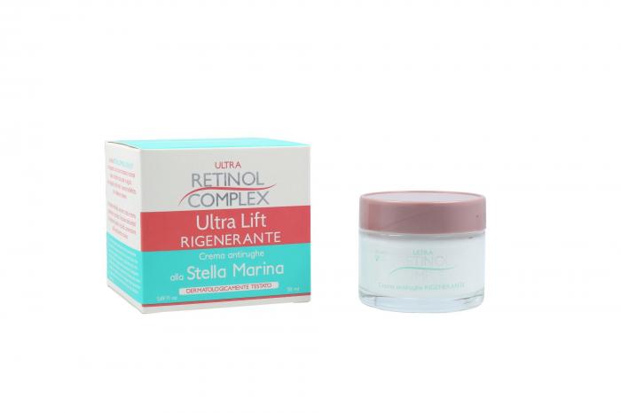 Crema antirid regeneranta cu STEA DE MARE, Ultra Retinol Complex, 50 ml-big