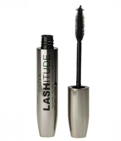 Rimel Pentru Volum Technic Lashitude - Black, 10 ml-big