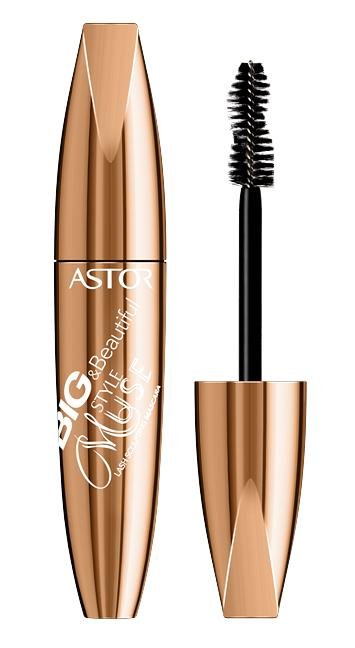 Rimel Astor Big & Beautiful Style Muse Mascara - Black, 12ml-big