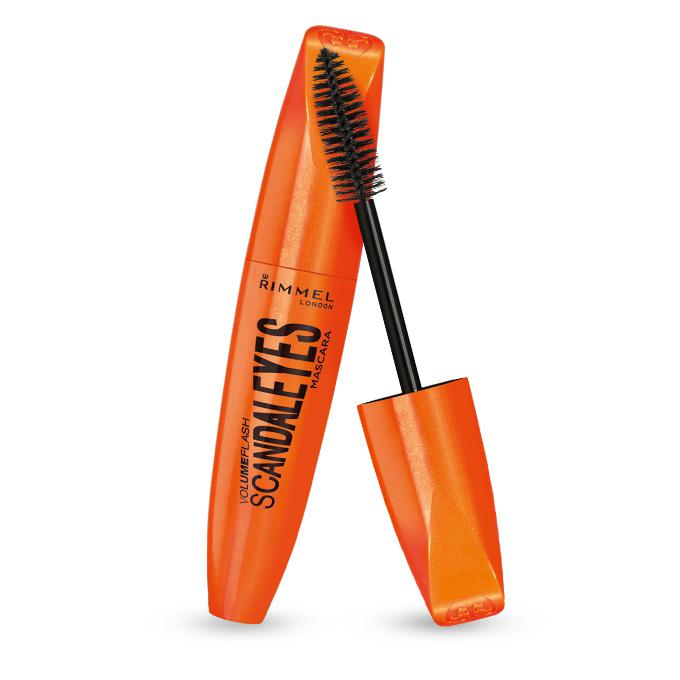 Mascara Rimmel London ScandalEyes Volume Flash, Negru, 12 ml-big