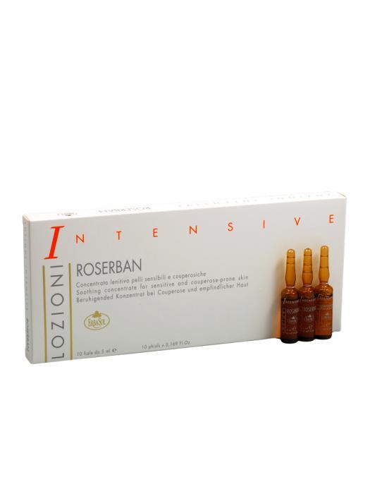 Tratament Intensiv pentru Ten Sensibil ERBASOL Cuperozic - 10 x 5 ml-big
