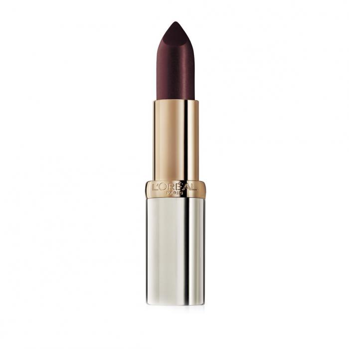 Ruj L'oreal Color Riche Lipstick - 703 Oud Obsession-big