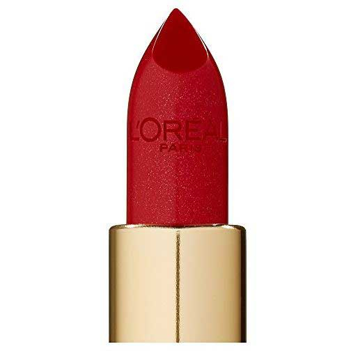 Set Buze L'Oreal Paris Color Riche Lip Kit: Ruj 297 Red Passion si Creion de Buze 377 Perfect Red-big