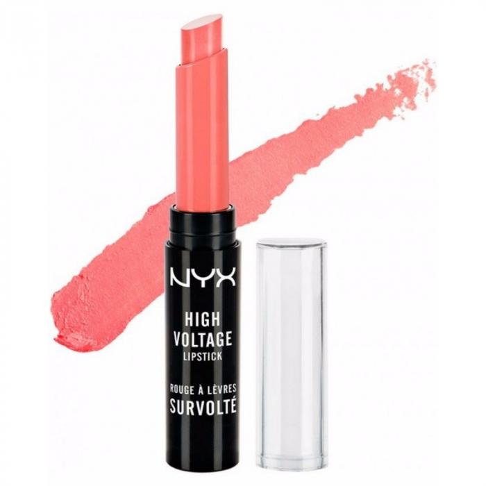 Ruj NYX Professional Makeup High Voltage Lipstick - 07 Beam-big