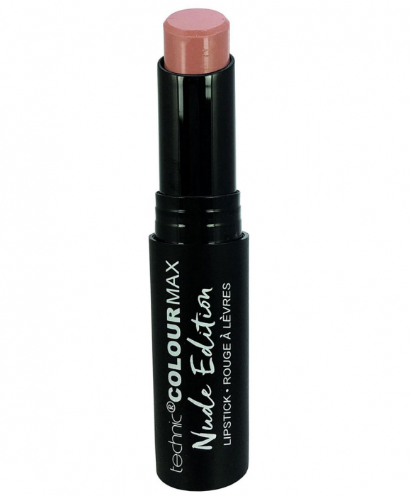 Ruj mat Technic Colour Max Nude Edition Lipstick, Pout And About, 3.5 g-big