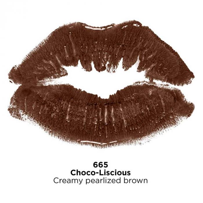 Ruj Revlon Super Lustrous Lipstick, 665 Choco-Liscious, 4.2 g-big