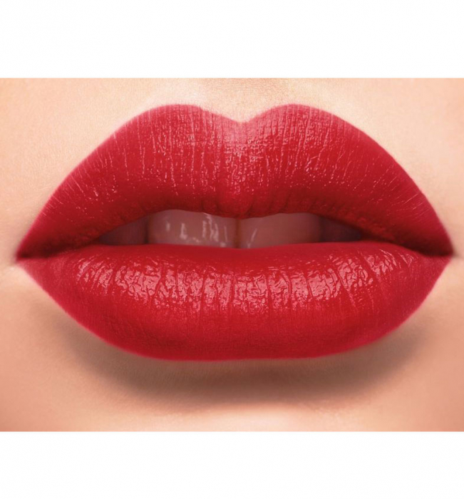 Ruj Rimmel London Lasting Finish by Kate Lipstick, 51 Red Muse-big
