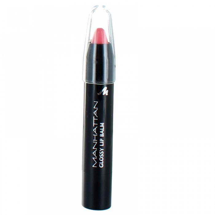 Ruj Carioca Manhattan Glossy Lip Balm - 40D Sweet&Naughty-big