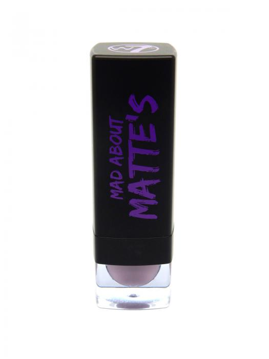 Ruj Mat W7 Mad About Mattes - All About Me-big