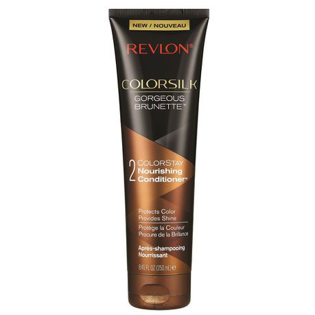 Balsam pentru parul brunet REVLON Colorsilk Gorgeous Brunette, 250 ml-big