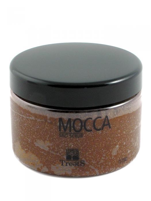 Sare Exfolianta pentru Corp TREETS cu Mocca - 450 ml-big