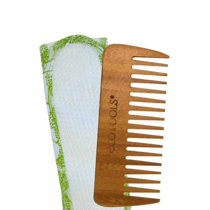 Set Pieptene Bambus Si Bentita ECOTOOLS SPA Headband & Comb-big