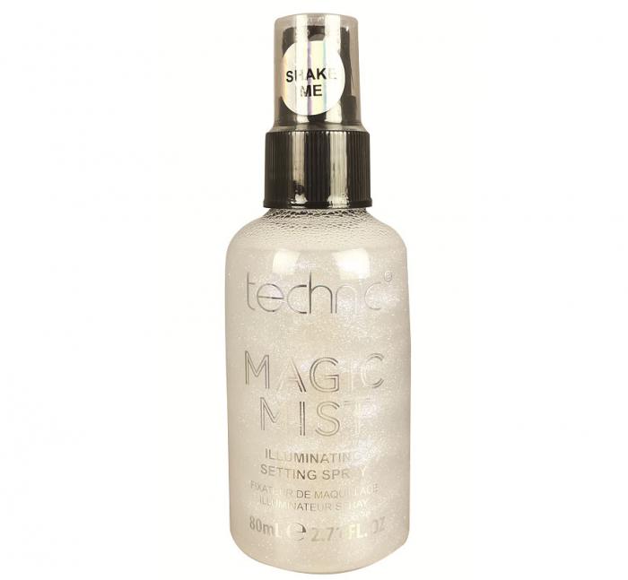 Spray Iluminator Fixare Machiaj Technic Magic Mist Illuminating Setting Spray, Iridescent, 80 ml-big