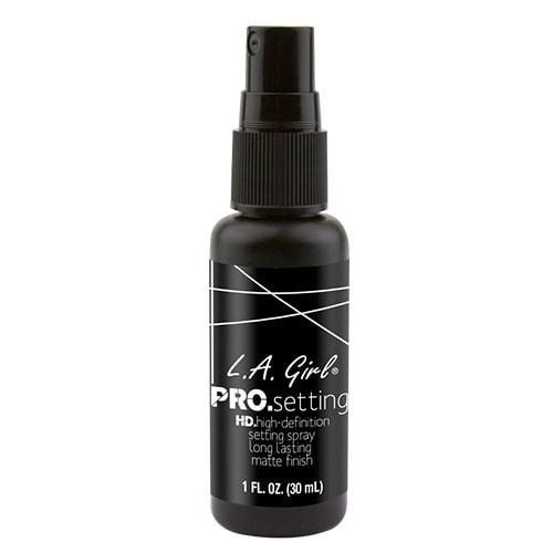 Spray Pentru Fixarea Machiajului L.A Girl Pro Setting HD, 30 ml-big