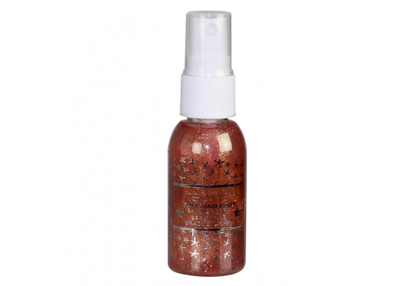 Spray Stralucitor Pentru Fata Si Corp Technic Face And Body Shimmer - Bronze, 30 ml-big
