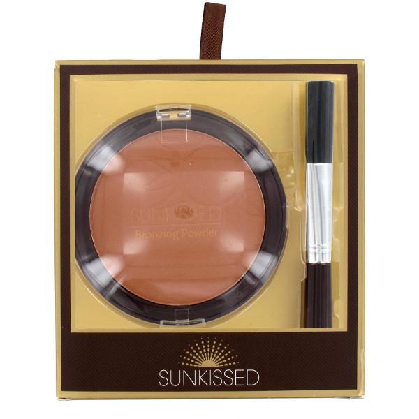 KIT pentru Bronzare cu efecte mate Sunkissed Essential Bronze Kit-big