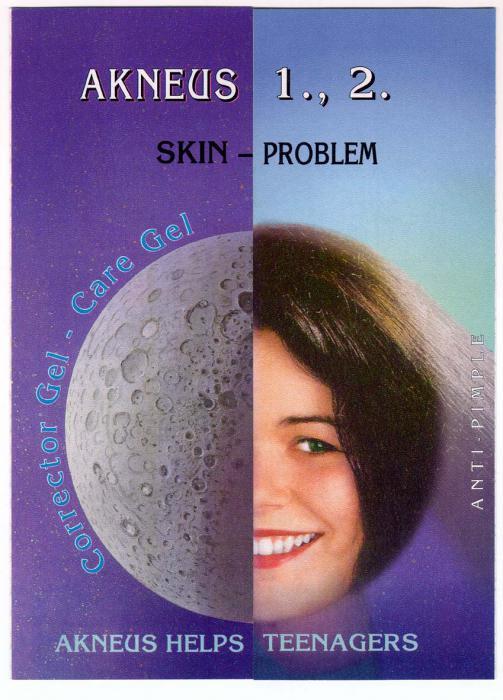 Tratament Gel Profesional AKNEUS pentru tratarea acneei 30ml-big