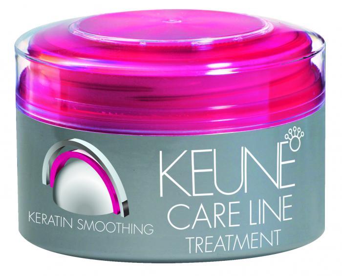 Tratament KEUNE cu keratina pentru reconstructia capilara, 200 ml-big