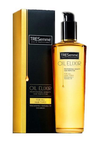 Ulei Profesional Pentru Par TRESemme Oil Elixir - 100 ml-big