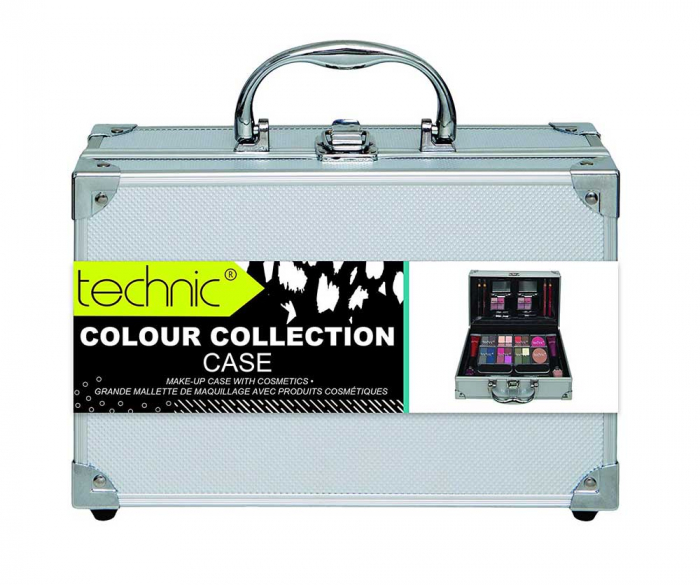 Valiza completa pentru Machiaj Technic Colour Collection Case 997241-big