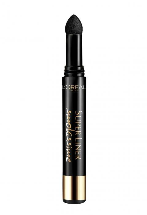 Tus De Ochi L'Oreal Super Liner Smokissime - Black, 7ml-big