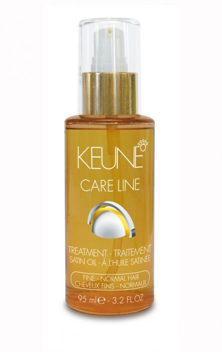 Ulei Tratament Pt Par Normal/Fin Keune Satin Oil-95 ml-big