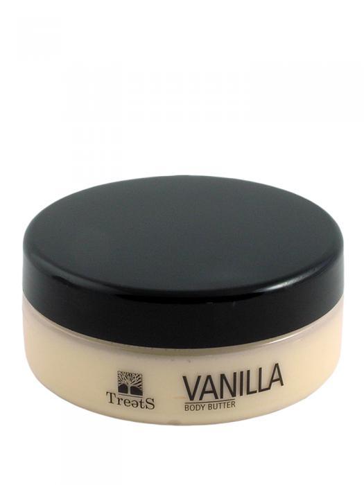 Unt de Corp TREETS cu Vanilie si Miere - 200 ml-big