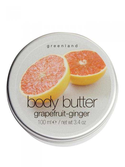 Unt de Corp Greenland cu Grapefruit si Ghimbir - 100 ml-big