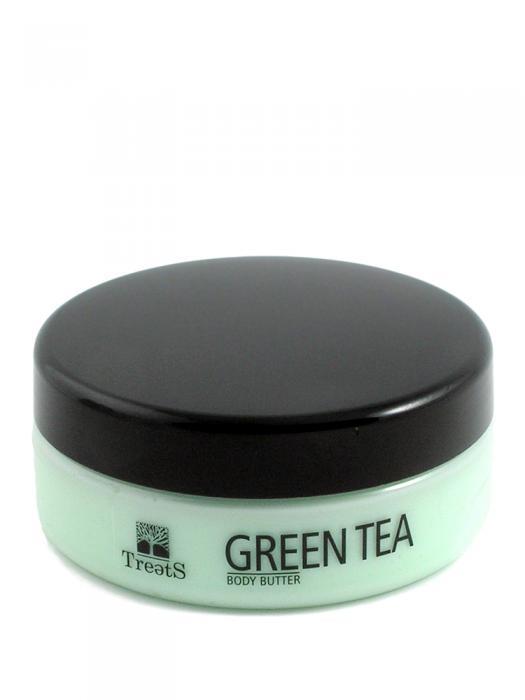 Unt de Corp TREETS cu Ceai Verde - 200 ml-big
