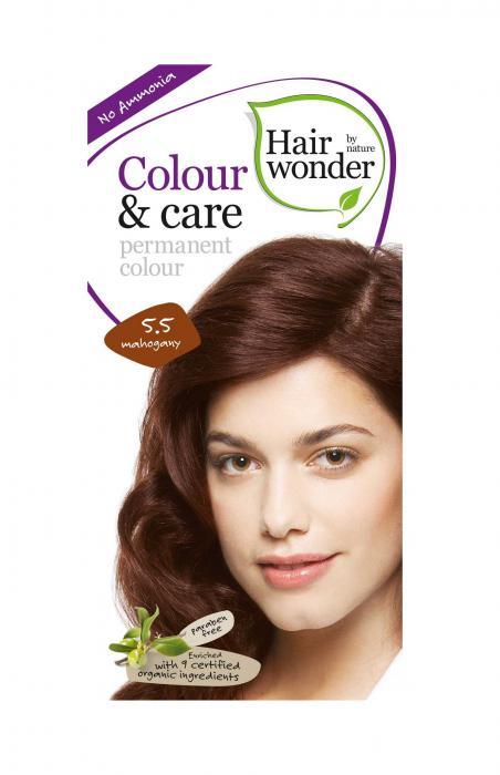 Vopsea De Par Fara Amoniac HennaPlus Hair Wonder-5.5 Mahogany-big