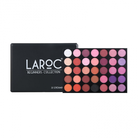 Trusa Profesionala de Farduri cu 35 Culori LAROC Eyeshadow Palette 011
