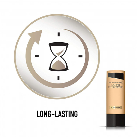 Fond de Ten MAX FACTOR Lasting Performance Touch-Proof, 103 Warm Nude, 35 ml2