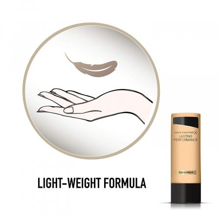 Fond de Ten MAX FACTOR Lasting Performance Touch-Proof, 103 Warm Nude, 35 ml3