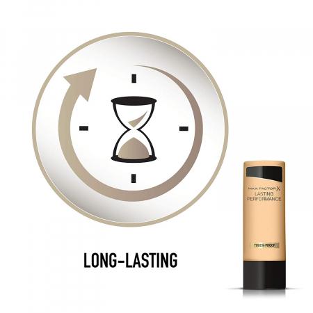 Fond de Ten MAX FACTOR Lasting Performance Touch-Proof, 40 Light Ivory, 35 ml2