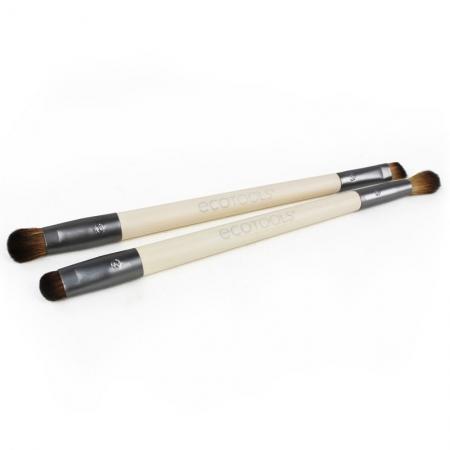 Set 2 pensule cu 4 capete Ecotools Enhancing Eye2