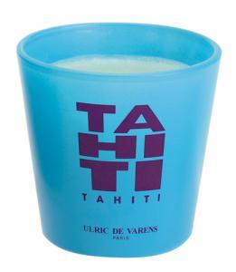 Candela Parfumata Luxury Edition ULRIC DE VARENS - Tahiti