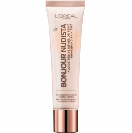 BB Cream L'Oreal Paris Bonjour Nudista, Light, 12 ml