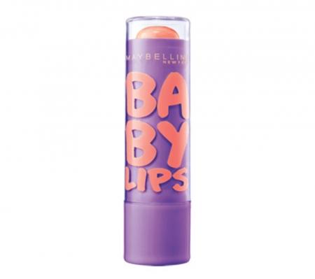 Balsam de Buze Maybelline Baby Lips, Peach Kiss0
