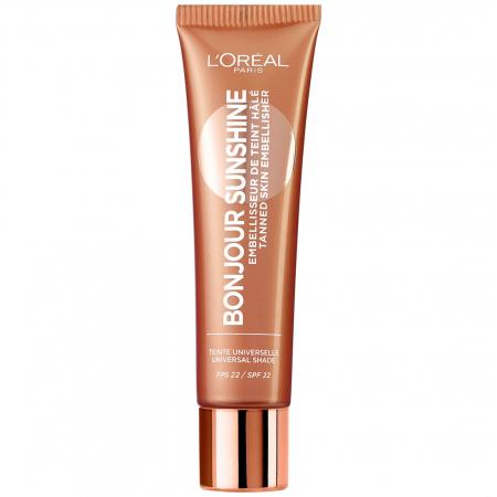 Fluid Bronzant L'Oreal Bonjour Sunshine Liquid Bronzer, 30 ml