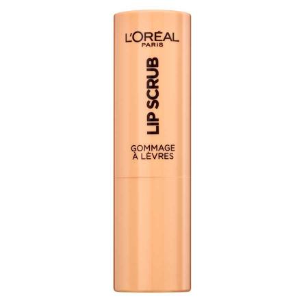 Exfoliant pentru buze L'Oreal Paris Spa Lip Scrub, 03 Peach Twist, 4 g4