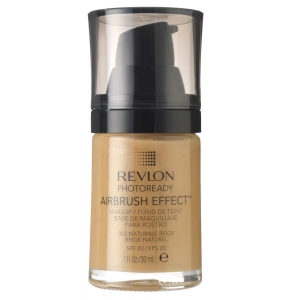 Fond De Ten Revlon Photoready Airbrush Effect 005 Natural Beige, 30 ml